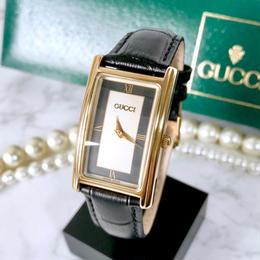 GUCCI グッチ シェリーライン ベルト2色付 腕時計