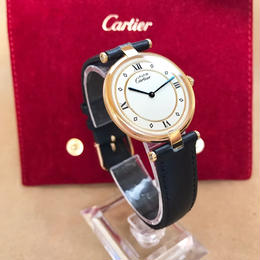 Cartier  カルティエ ヴェルメイユ 腕時計