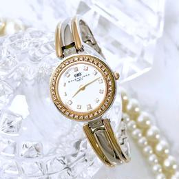 BALENCIAGA 全純正 バレンシアガ ホワイト文字盤 コンビ  腕時計