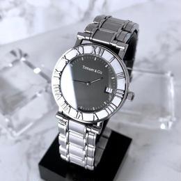 Tiffany ティファニー OH済 アトラス  シルバー  腕時計