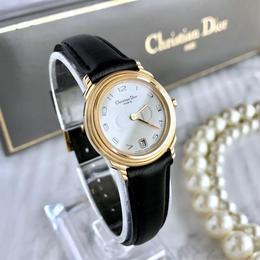 Christian Dior ディオール アラビア文字盤  レディース 腕時計