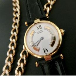 Cartierカルティエ トリニティ ヴァンドーム 腕時計