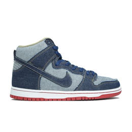 NIKE SB DUNK HIGH TRD QS REESE DENIM ナイキ ダンク ハイ デニム