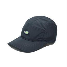 NIKE AIR MAX RUNNING HAT 5 PANEL NYLON CAP BLACK ナイキ エアマックス キャップ ハットブラック