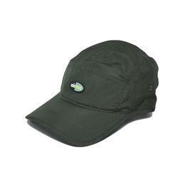 NIKE AIR MAX RUNNING HAT 5 PANEL NYLON CAP OLIVE  ナイキ エアマックス キャップ ハット オリーブ カーキ