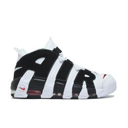 NIKE AIR MORE UPTEMPO WHITE BLACK RED PIPPEN ナイキ エア モア アップテンポ ピッペン