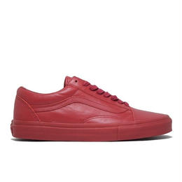 VANS OLD SKOOL LX OPENING CEREMONY RED バンズ オールドスクール レザー レッド