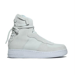 NIKE WMNS AF1 REBEL XX REIMAGINED AIR FORCE 1 OFF WHITE SILVER ナイキ エアフォースワン