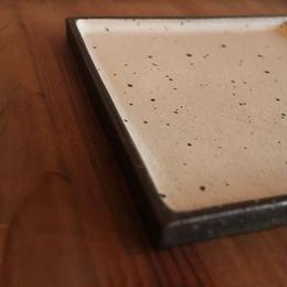 リバーシブル角盛皿(25×25)B-111