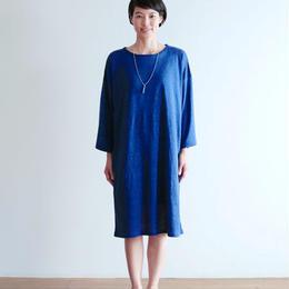 レミ ワンピース ブルー LWR609-BL