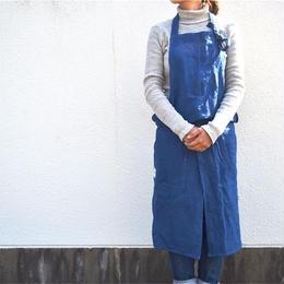 Bakery Apron - LINEN(青)