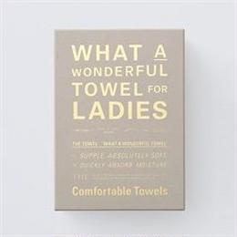 THE TOWEL Ladies