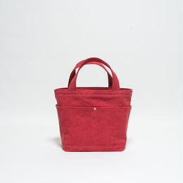 POCKET TOTE     red (赤)