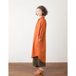 ルチア ロングシャツ プラリーヌ LWA032-789