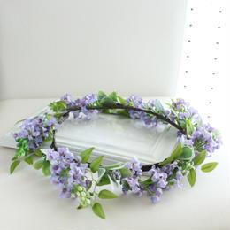 花かんむり:ムスカリ(Mサイズ)アーティフィシャル