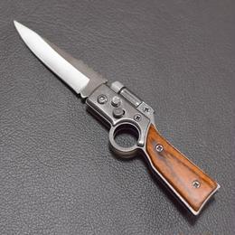 Lighting Rifle Type Folding Knife S-SV