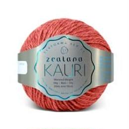 kauri worsted rata red k09w