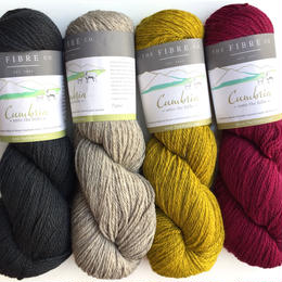 The Fibre Co   Cumbria WORSTED