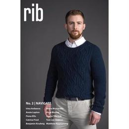 Rib magazine No.2 NAVIGATE