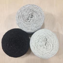 URADALE  Organic Shetland Yarn ナチュラルカラー  1