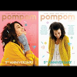 Pom Pom  issue 21  summer  2017