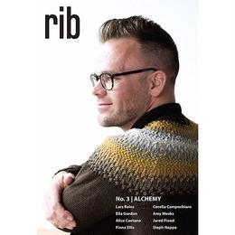 Rib magazine No.3 ALCHEMY