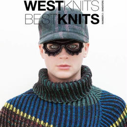 Best knit West knit number 2  SWEATER (代引き不可です)