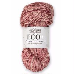 cascadeyarns Eco+ Peruvian Tones ご予約  (銀行振り込みをお選びください)