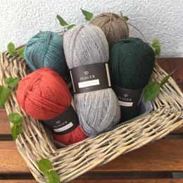 Isager Highland silk