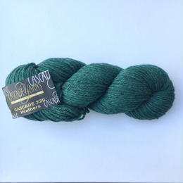 cascade 220 Heather 9577 Turquoise Pebble