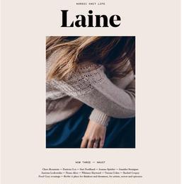 Laine magazine 3 代引きできません