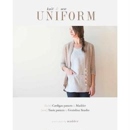 UNIFORM knit&saw  (英文)by Madder