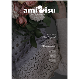 amirisu issue 16 SUMMER 2018[英語版]  ENGLISH ver. 代引き不可