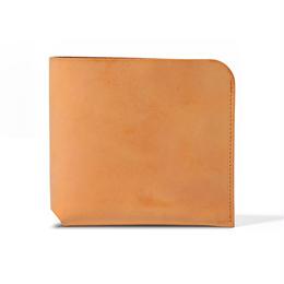 コインケースが取り外せる財布 BI-FOLD WALLET & COIN CASE / CAMEL