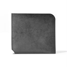 コインケースが取り外せる財布 BI-FOLD WALLET & COIN CASE / BLACK