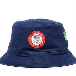 【国内未発売】Ralph Lauren  RIO Olympic USA Bucket Hat