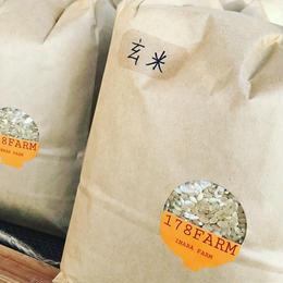 数量限定 新米コシヒカリ 玄米2k