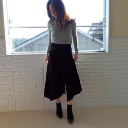 cutting flare skirt