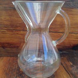 ケメックスのコーヒーメーカー(6カップ用)ハンドルタイプ