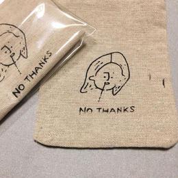 かすれ有/チープきんちゃく【NO THANKS】