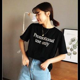 【韓国インポート】カラーロゴTシャツ【3カラー】