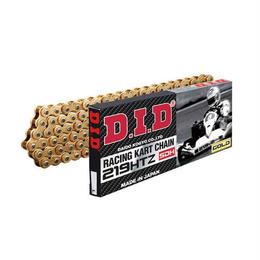 D.I.D カートチェーン219HTZ SDH G&G