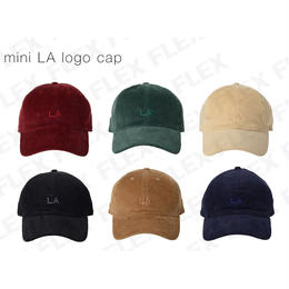 LA mini logo CAP