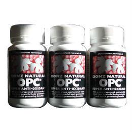 ナチュラル抗酸化サプリメント 3本セット