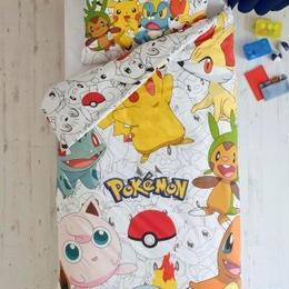 Pokémon™シングルサイズ 掛×枕カバー