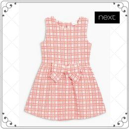 チェック ドレス(3~24か月)