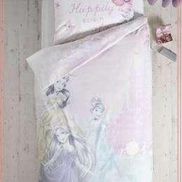 Disney™ プリンセス ベッドリネンセット  シングルサイズ 掛×枕カバー