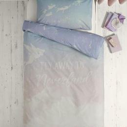 Disney ティンカー・ベル ベッドリネンシングルサイズ 掛×枕カバー