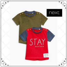 Tシャツ 2枚セット(0~24か月)