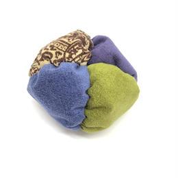 fuwafuwa〈ペイズリー×抹茶×紫×紺藍〉